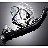 Snorkels Waterproof Safety Gear Diving / Snorkeling silicone