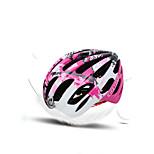 Спорт Универсальные Велоспорт шлем 18 Вентиляционные клапаны Велоспорт Велосипедный спорт Стандартный размер ПоликарбонатЖелтый Красный
