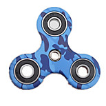 Fidget Spinner Hand Spinner Toys Tri-Spinner Metal ABS Plastic EDCStress and Anxiety Relief Office Desk Toys Relieves ADD, ADHD, Anxiety,