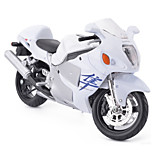 Pull Back Vehicles Model & Building Toy Motorcycle Metal
