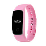 M01 Smart BraceletWater Resistant / Water Proof Long Standby Calories Burned Pedometers Health Care Sports Heart Rate Monitor Touch