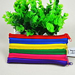 2PCS Cosmetic Bag Black Blue Red Multi-color Others Travel Size 20.5*10*2