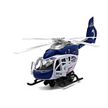 Planes & Helicopter Pull Back Vehicles Car Toys 1:32 Metal Red Black Blue Model & Building Toy