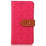 For LG G5 G4 Card Holder Wallet with Stand Flip Magnetic Pattern Case Full Body Case Flower Hard PU Leather for LG G3 G4 Stylus/LS770