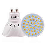 3W GU10 GU5.3(MR16) E26/E27 Focos LED 36 SMD 2835 200-300 lm Blanco Cálido Blanco Fresco Blanco Natural Decorativa V 1 pieza