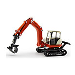 Toys Model & Building Toy Excavating Machinery Metal Plastic