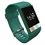 yyr2 pulsera inteligente / reloj inteligente de la frecuencia cardíaca / impermeable monitorear reloj inteligente pulsera podómetro ios