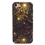 For Apple iPhone 7 7 Plus 6S 6 Plus Case Cover Dream Colorful Flower Pattern Touch Skin Care PC Material All-Inclusive Phone Case