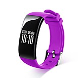 YYX16 Smart Bracelet / Smart Watch / Activity TrackerLong Standby / Pedometers / Heart Rate Monitor / Distance Tracking /Phone Mate For iphone Android
