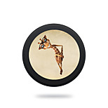 Portable  5V 2A  Lovely Giraffa  Wireless Charging Pad/Stand for All QI-Enabled Devices Samsung Galaxy S7  S7 Edge S6   S6 EdgeGoogle Nexus 4  5