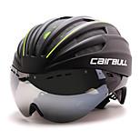 CAIRBULL Жен. Муж. Универсальные Велоспорт шлем 28 Вентиляционные клапаны ВелоспортВелосипедный спорт Горные велосипеды Шоссейные