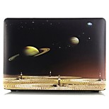 MacBook Case for Cartoon Oil Painting PVC Material