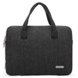 Waterproof Fabric Laptop Bag Shock-absorbing Business Handbags Case for 14'' Laptop Dell Samsung HP Sony Lenovo