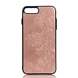 For Apple iPhone 7 Plus 7 PU Leather Laterial  PC Tree Vine Pattern Phone Case 6s Plus 6 Plus 6s 6 SE 5s 5