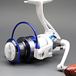 Fishing Reel Spinning Reels 5.2:1 12 Ball Bearings Right-handed General Fishing-GF5000