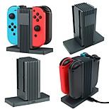Nessuno Batterie e caricabatterie Per Nintendo Interruttore Ricaricabile