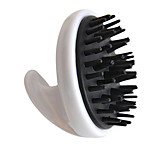 Cat Dog Grooming Cleaning Brush Comb Brush Baths Pet Grooming Supplies Waterproof Portable Low Noise Double-Sided Massage