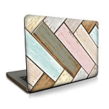 For MacBook Air 11 13/Pro13 15/Pro with Retina13 15/MacBook12 Stitching Squares Described Apple Laptop Case