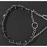 Dog collar Adjustable/Retractable TrainingStainless Steel