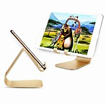 Tablet PC & Mobile Phone Stand Holder  Aluminum Alloy Desktop Lazy Support Bracket Durable