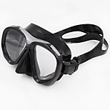 Diving Masks Diving / Snorkeling Glass silicone Red Yellow Blue Black