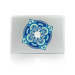 For MacBook Air 11 13/Pro13 15/Pro With Retina13 15/MacBook12 The Blue Circle  Decorative Skin Sticker Glow in The Dark