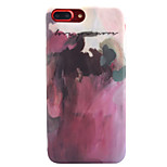 For Apple iPhone 7 7 Plus 6S 6 Plus Case Cover Oil Color Pattern Thicker TPU Material IMD Process Soft Case Phone Case