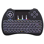 Teclado H9 inalámbrica de 2,4 GHz Bluetooth 4.0 Para Android Box TV&TV Dongle