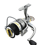 Fishing Reel Spinning Reels 5.2:1 13 Ball Bearings Right-handed General Fishing-GH3000