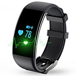 Smart Bracelet Wristband Bluetooth 4.0  0.66 OLED Heart Rate Monitoring Smart Bracelet