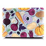 Oil Painting Food Pattern MacBook Case For MacBook Air11/13 Pro13/15 Pro with Retina13/15 MacBook12