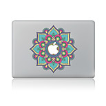 For MacBook Air 11 13/Pro13 15/Pro With Retina13 15/MacBook12 National Flower Decorative Skin Sticker