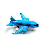 Flugzeuge & Hubschrauber Aufziehbare Fahrzeuge Auto Spielzeug 1:12 Plastik Weiß Blau Model & Building Toy