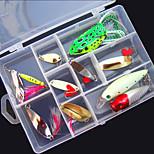 1 pcs Crank Random Colors g/Ounce mm inch,Plastic General Fishing