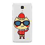 For  Xiaomi  Mi 4  Mi 5Transparent Pattern Case Back Cover Case Cartoon Soft TPU for  Mi 5s Plus  Mi 5s Mi 4s Mi 3