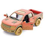 Bauernhoffahrzeuge Aufziehbare Fahrzeuge Auto Spielzeug 1:28 ABS Marinenblau Rot Schwarz Model & Building Toy