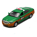 SUV Pull Back Vehicles Car Toys 1:32 Metal Plastic Red Green Yellow Model & Building Toy