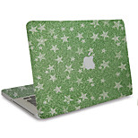 For MacBook Air 11 13/Pro13 15/Pro with Retina13 15/MacBook12 Flashing Stars Texture Decorative Skin Sticker