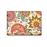 For MacBook Air 11 13/Pro13 15/Pro with Retina13 15/MacBook12 Flower Color Decorative Skin Sticker Glow in The Dark