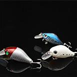 5 pcs Soft Bait Random Colors 8 g Ounce mm inch,Plastic General Fishing
