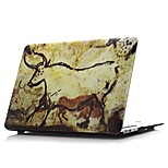 Oil Painting Mural Pattern MacBook Case For MacBook Air11/13 Pro13/15 Pro with Retina13/15 MacBook12
