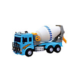 Baustellenfahrzeuge Aufziehbare Fahrzeuge Spielzeuge Auto Spielzeug 1:12 Plastik Blau Model & Building Toy