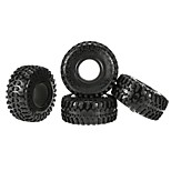 4Pcs Austar 2.2 125mm 1/10 Scale Tires for 1/10 RC4WD D90 Axial SCX10 RC Rock Crawler