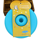 Dog Toy Pet Toys Flying Disc Plate Plastic