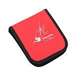 Швейный набор для путешествий Компактность Хранение в дороге для Компактность Хранение в дорогеКрасный