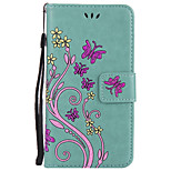 For Huawei P10 Lite P10  Card Holder Wallet Case Full Body Case Flower Hard PU Leather for Huawei P9 Lite P8 Lite P8Lite 2017 Y5 II Y6 II