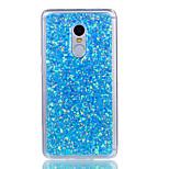 For Xiaomi Redmi Note 4 Redmi Note 3 Case Cover Shockproof Back Cover Case Glitter Shine Soft Acrylic for Xiaomi Mi 5