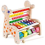 Educational Toy Square Leisure Hobby Wood Unisex