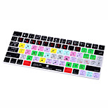 XSKN® Illustrator CC Shortcut Silicone Keyboard Skin for Magic Keyboard 2015 Version (US/EU Layout)