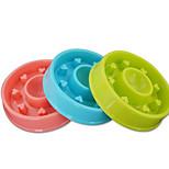 Dog Feeders Pet Bowls & Feeding Blushing Pink Blue from three batch